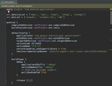 Android Studio Gallery Image #1