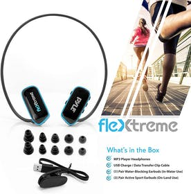 Pyle Flextreme MP3 Sports Earbuds Gallery Image #2