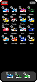Air Max 90 iOS Icons Gallery Image #0