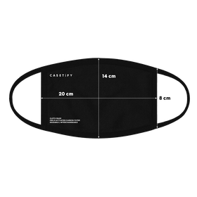 Casetify Reusable Reusable Cloth Mask Gallery Image #1