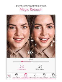 YouCam Makeup-Magic Selfie Cam Gallery Image #10