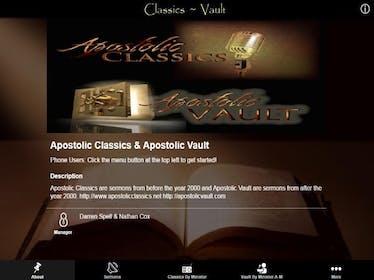 Apostolic C&V Gallery Image #3
