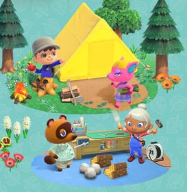 Animal Crossing: New Horizons Gallery Image #1