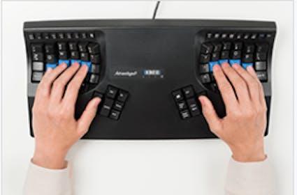 Kinesis Advantage2 keyboard Gallery Image #0