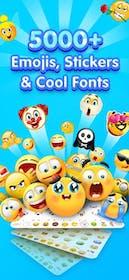 New Emoji & Fonts - RainbowKey Gallery Image #0