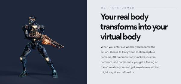 Sandbox VR Gallery Image #1