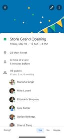 Google Calendar Gallery Image #1