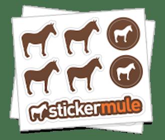 Sticker Mule Gallery Image #0