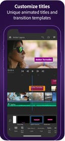 Adobe Premiere Rush Gallery Image #2