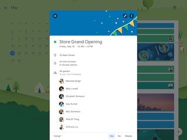 Google Calendar Gallery Image #6