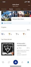 PlayStation App Gallery Image #4