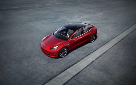Tesla Model 3 Gallery Image #2