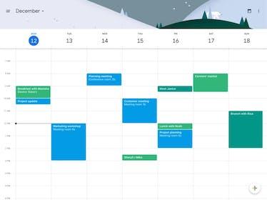 Google Calendar Gallery Image #9