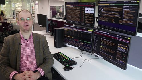 Bloomberg Terminal Gallery Image #0