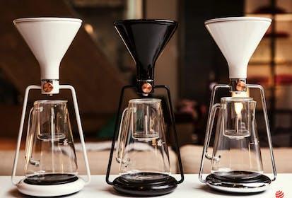 Gina Smart Coffee Instrument Gallery Image #3