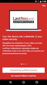 LastPass Authenticator Gallery Image #1