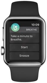 Breathe Watch App Gallery Image #2
