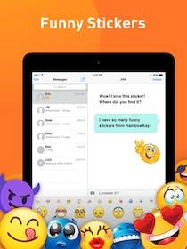 New Emoji & Fonts - RainbowKey Gallery Image #8