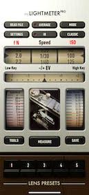 myLightMeter PRO Gallery Image #3