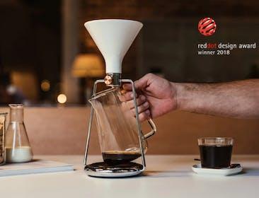 Gina Smart Coffee Instrument Gallery Image #0