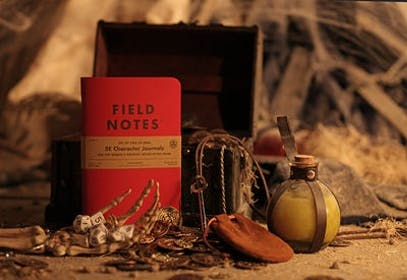 Field Notes Gallery Image #0