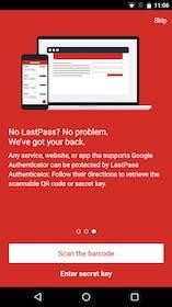 LastPass Authenticator Gallery Image #3