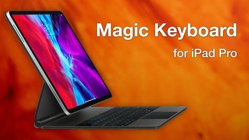 Magic Keyboard for iPad Pro Gallery Image #0