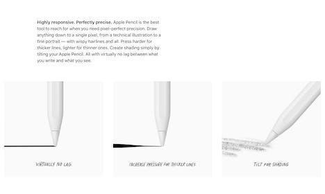 Apple Pencil Gallery Image #3
