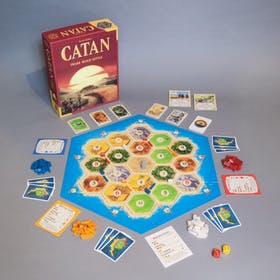 Settlers of Catan Gallery Image #6