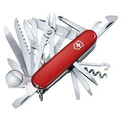Swiss Army Knife media