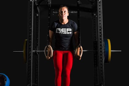 Rep Fitness Gymnastics Rings Gallery Image #0