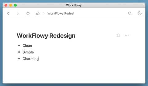 WorkFlowy Gallery Image #0