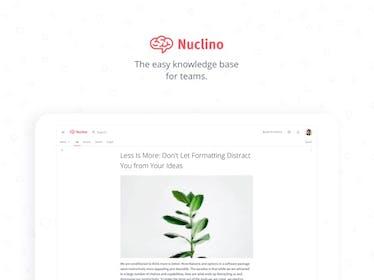 Nuclino Gallery Image #5