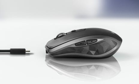 Logitech MX Anywhere 2S Wireless Mouse Gallery Image #2