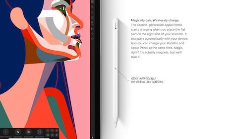 Apple Pencil Gallery Image #2