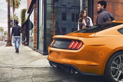 Ford Mustang Gallery Image #4