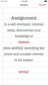 Essay Writer Gallery Image #2