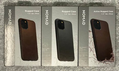 Nomad Rugged Smartphone Case Gallery Image #1