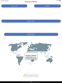 Dash VPN Browser Gallery Image #3