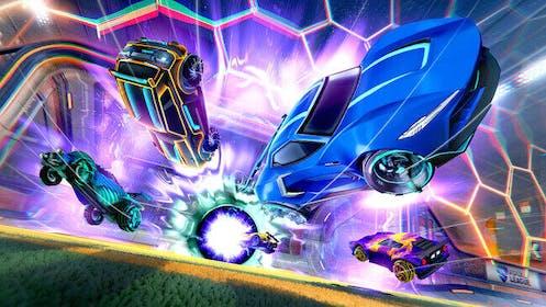 Rocket League Gallery Image #2
