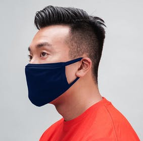 Casetify Reusable Reusable Cloth Mask Gallery Image #4