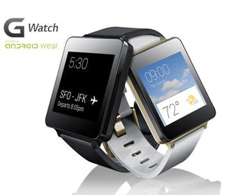 LG G Android Watch Gallery Image #1