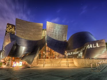 Disney Concert Hall Gallery Image #2
