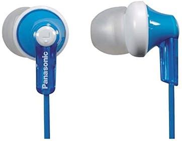 Panasonic ErgoFit In-Ear Earbud Headphones Gallery Image #1