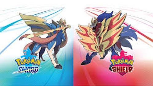 Pokemon Shield Gallery Image #0