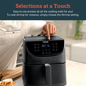 Cosori Air Fryer Gallery Image #4