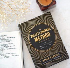The Bullet Journal Method Gallery Image #2