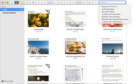 Notes.app Gallery Image #1