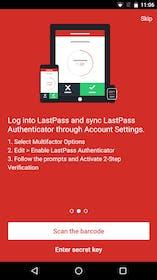 LastPass Authenticator Gallery Image #2