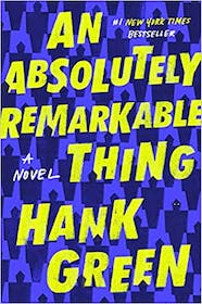 An Absolutely Remarkable Thing Kindle Edition Gallery Image #1